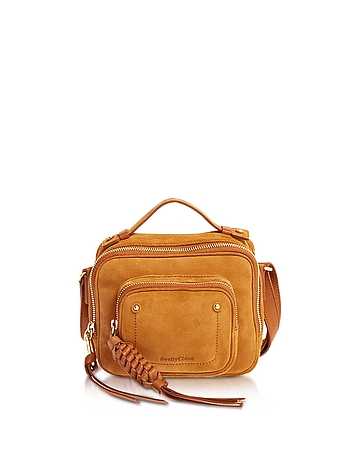 See by Chlo - Patti Passito Suede Crossbody Bag
