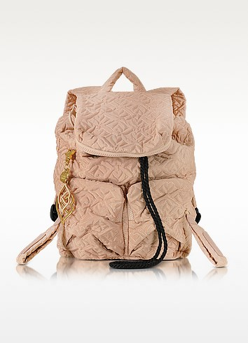 Lois Bisou Quilted Nylon Small Backpack - See by Chloé