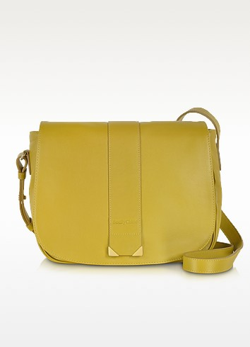 Daisie Bamboo Leather Crossbody Bag - See by Chloé