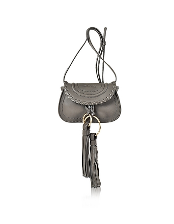 See by Chlo - Polly Leather Mini Crossbody Bag w/Tassels