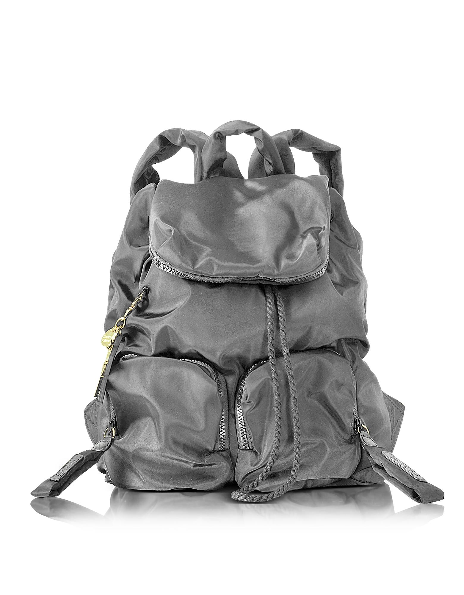 Joy Rider - Черный Рюкзак из Нейлона