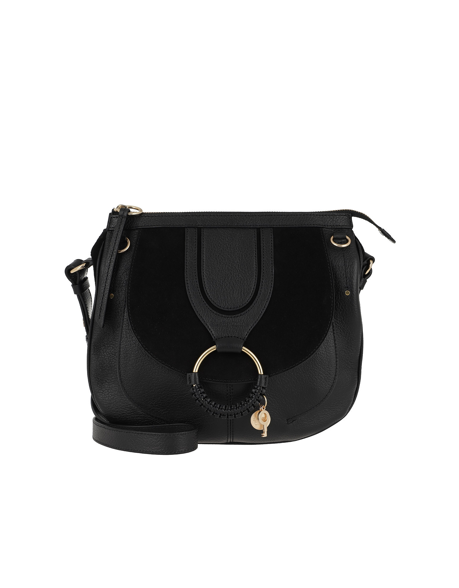 See by Chloé Handbags, Hana Hobo Bag Small Black