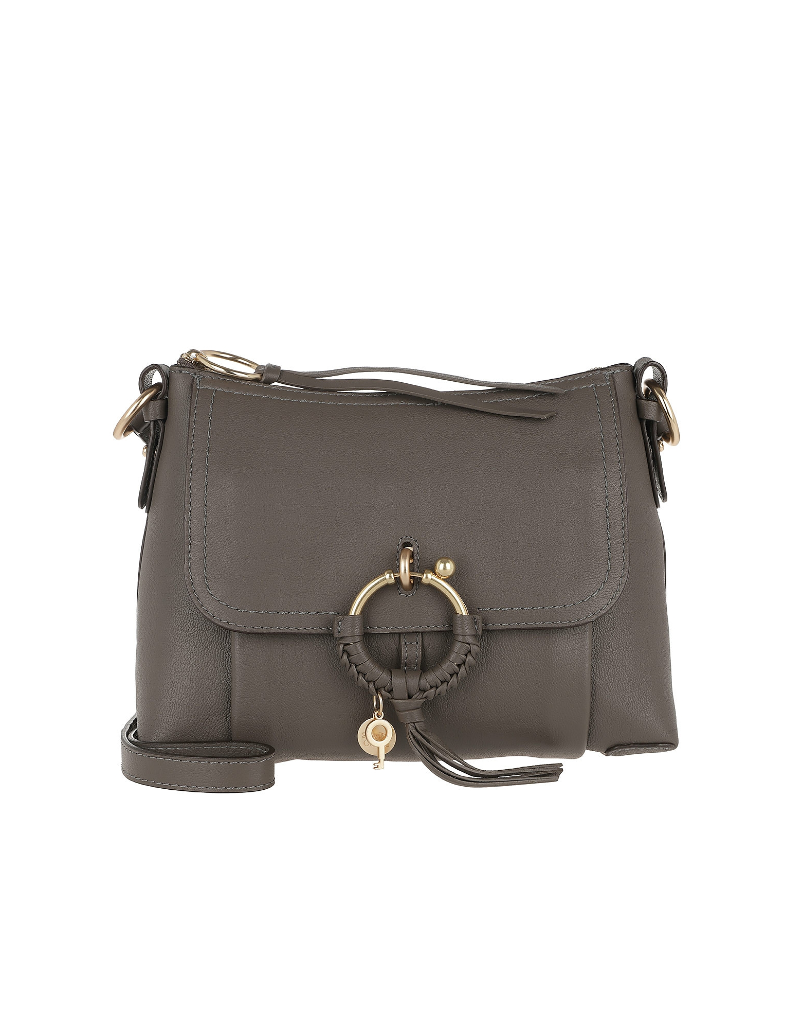 BAG SMALL LAVA JOAN BY CHLOÉ BROWN SHOULDER SEE BROWN qnaSBwAn