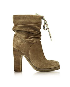 Sand Suede Boot - See by Chloé