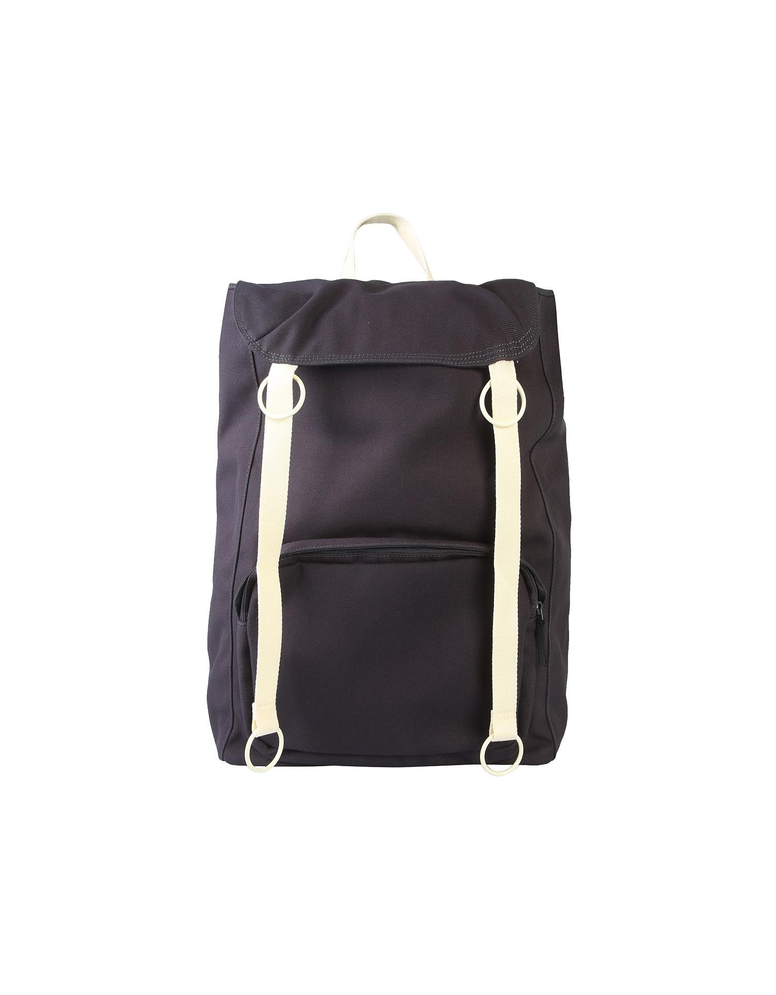 Raf Simons Designer Men's Bags, Raf Simons X Eastpak Topload L Loop Backpack