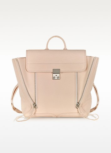White Peach Pashli Backpack - 3.1 Phillip Lim