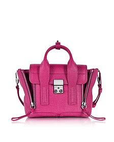Pashli Magenta Leather Mini Satchel - 3.1 Phillip Lim