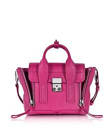 Pashli Magenta Leather Mini Satchel - 3.1 Phillip Lim