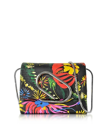 Alix Multicolor Micro Crossbody