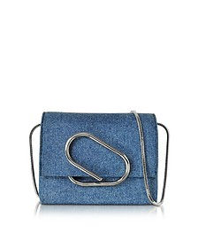 Alix Washed Indigo Micro Crossbody - 3.1 Phillip Lim