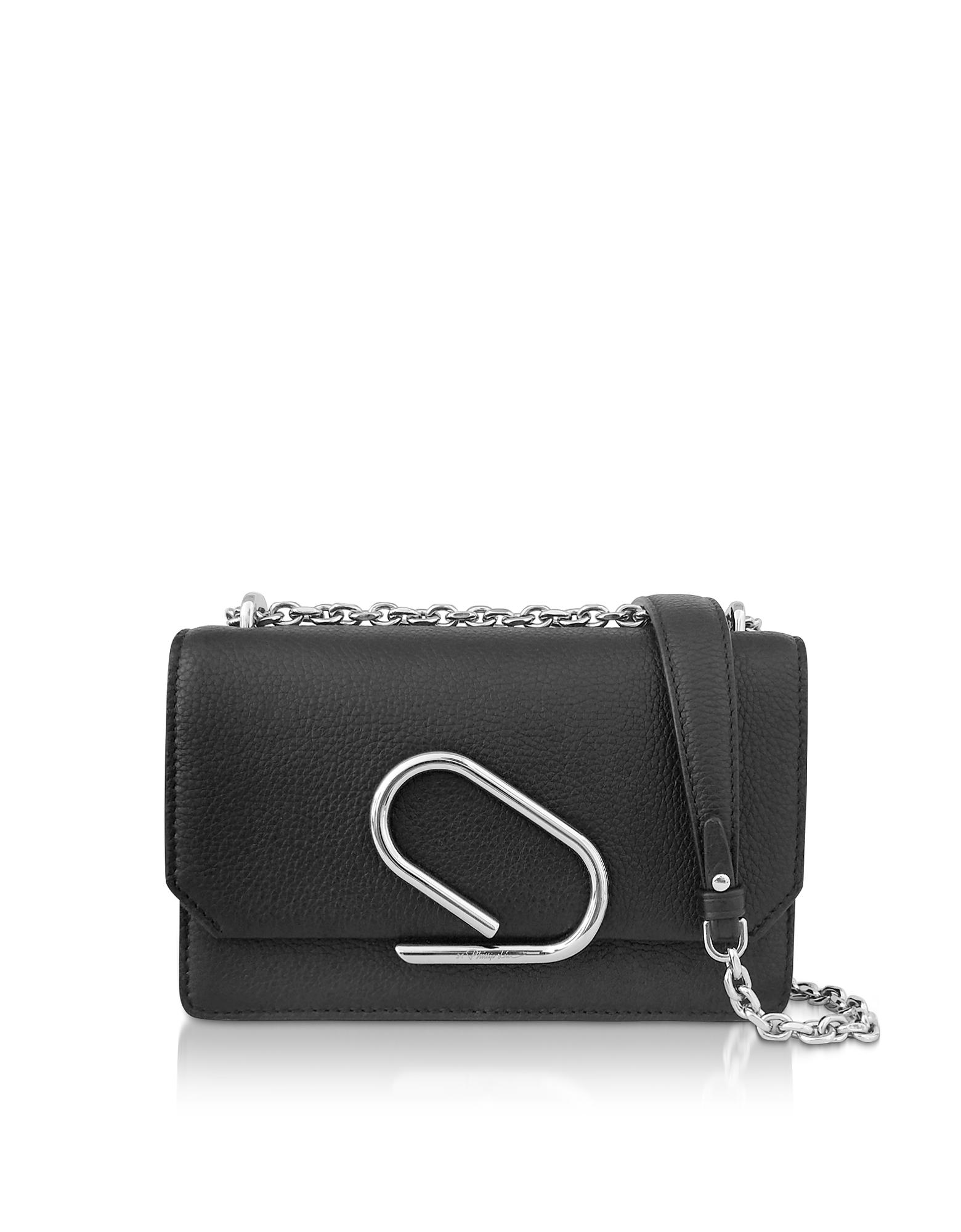 3.1 Phillip Lim  Handbags Black Alix Chain Clutch