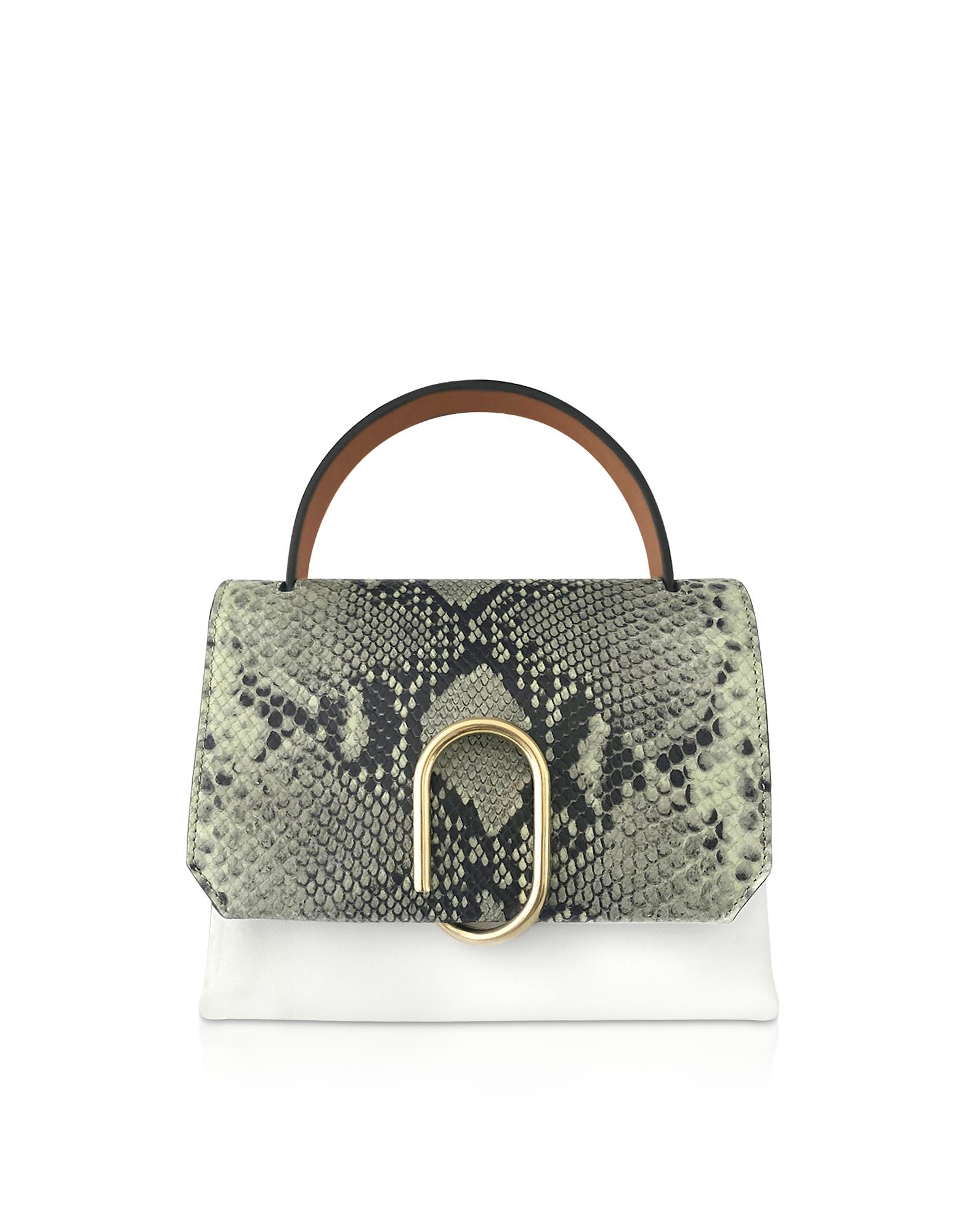 3.1 Phillip Lim  Handbags Alix Mini Top Handle Satchel