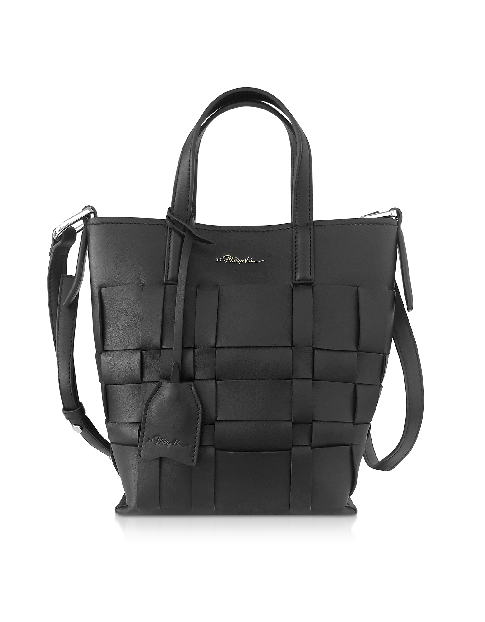 3.1 Phillip Lim  Handbags Odita Modern Lattice Bucket Bag