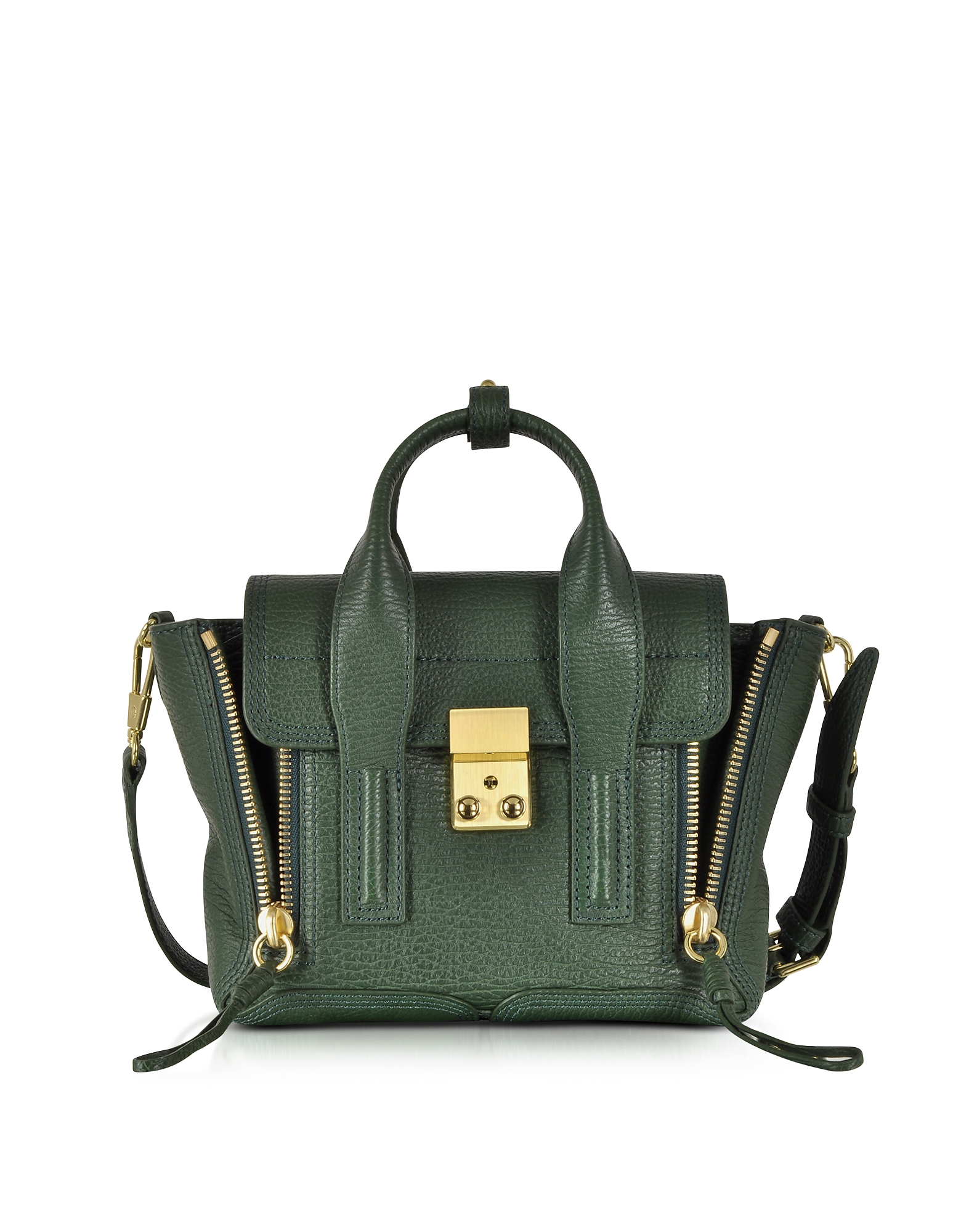 3.1 Phillip Lim Handbags, Pashli Mini Satchel w/Shoulder Strap