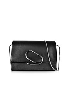 Alix Black Soft Flap Clutch - 3.1 Phillip Lim
