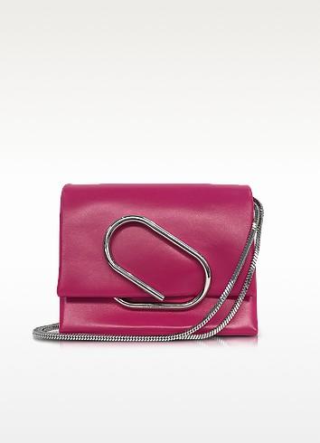 Alix Bougainvillea Leather Micro Crossbody Bag - 3.1 Phillip Lim