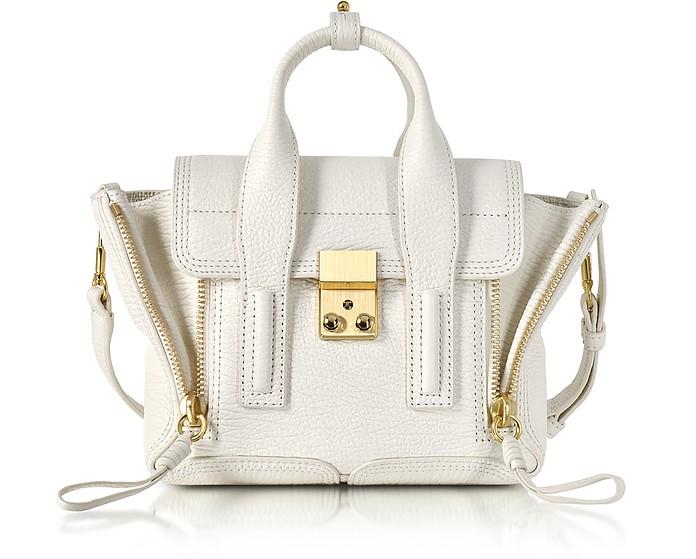 Pashli Marshmallow Leather Mini Satchel Bag - 3.1 Phillip Lim