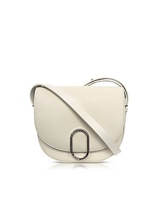 Alix Off White Sattel-Crossbody aus Leder in weiß - 3.1 Phillip Lim