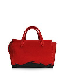 Ames Rosso Small Patchwork Satchel - 3.1 Phillip Lim