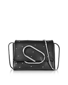 Alix Black Leather Micro Crossbody Bag - 3.1 Phillip Lim