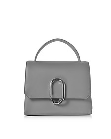 Alix Cement Leather Mini Top Handle Satchel Bag - 3.1 Phillip Lim