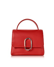 Alix Scarlet Leather Mini Top Handle Satchel Bag - 3.1 Phillip Lim