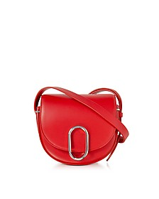 Alix Scarlet Leather Mini Saddle Crossbody Bag - 3.1 Phillip Lim