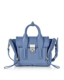 Pashli Periwinkle Leather Mini Satchel Bag  - 3.1 Phillip Lim
