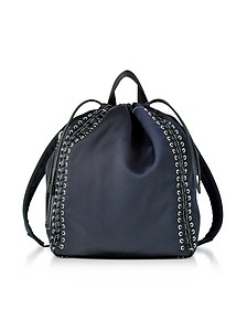 Go-Go Phantom Blue Medium Knapsack  - 3.1 Phillip Lim