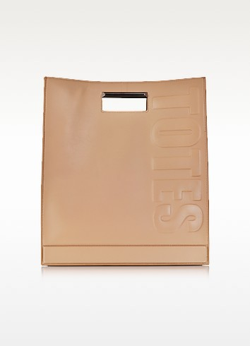 Nude Amaze Cut Out Handle Tote - 3.1 Phillip Lim