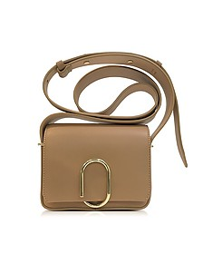 Alix Camel Leather Flap Mini Crossbody Bag - 3.1 Phillip Lim