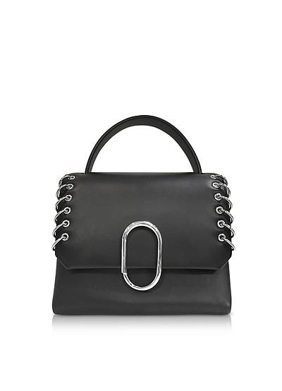 Black Alix Mini Top Handle Satchel Bag - 3.1 Phillip Lim
