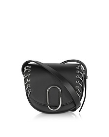 Alix Mini Crossbody mit Metallringen in schwarz - 3.1 Phillip Lim