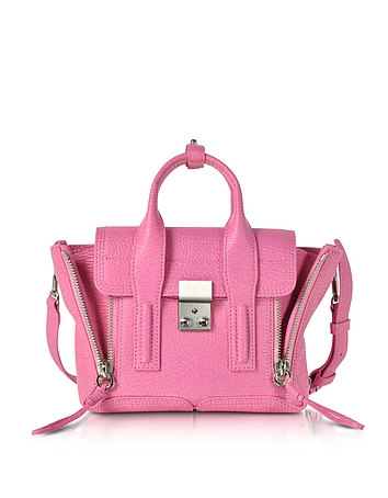 Candy Pink Pashli Mini Satchel Bag