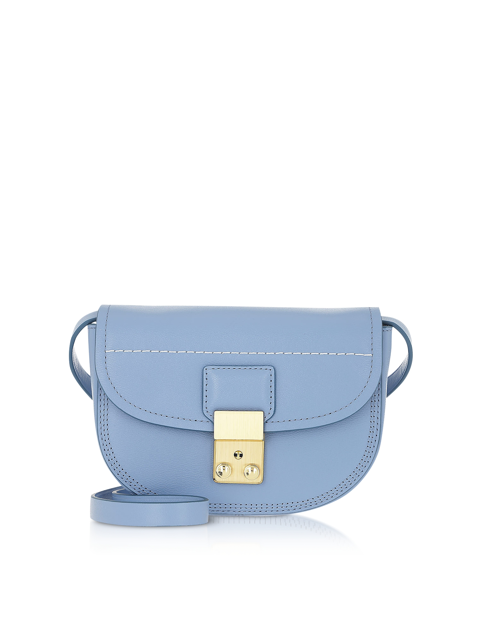 3.1 Phillip Lim Designer Handbags, Pashli Mini Saddle Belt Bag