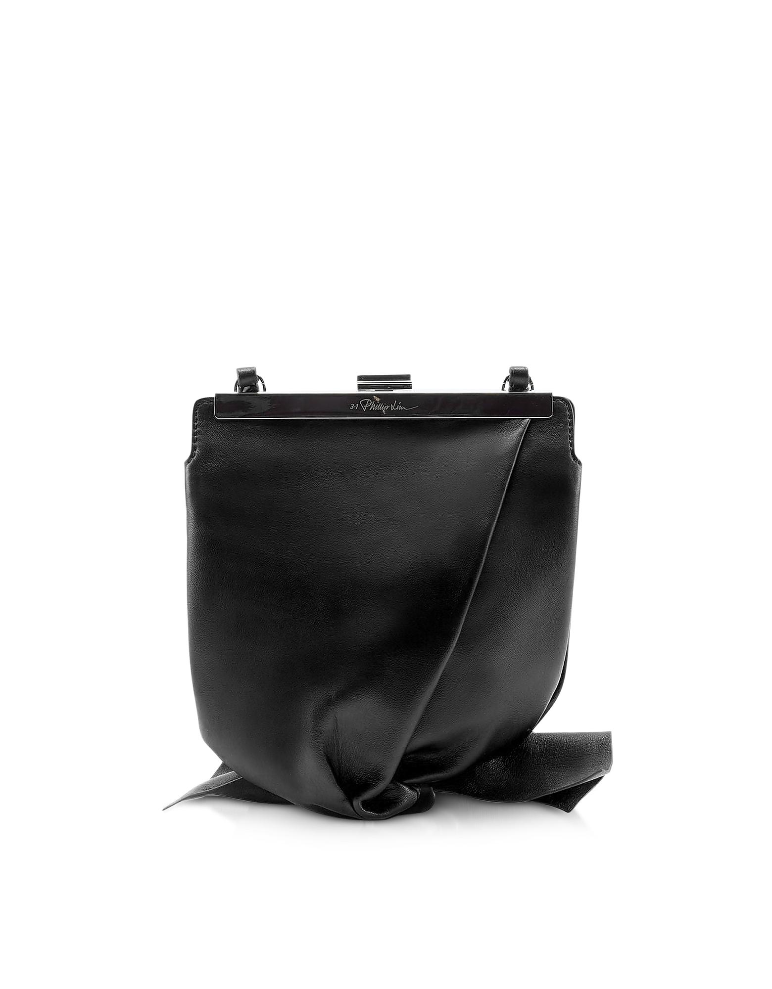 3.1 Phillip Lim  Handbags Estelle Mini Soft Case w/Shoulder Strap