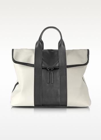 Tricolor Leather 31 Hours Bag - 3.1 Phillip Lim