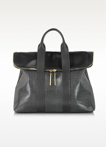 31 Hour Bag Genuine Leather Tote - 3.1 Phillip Lim