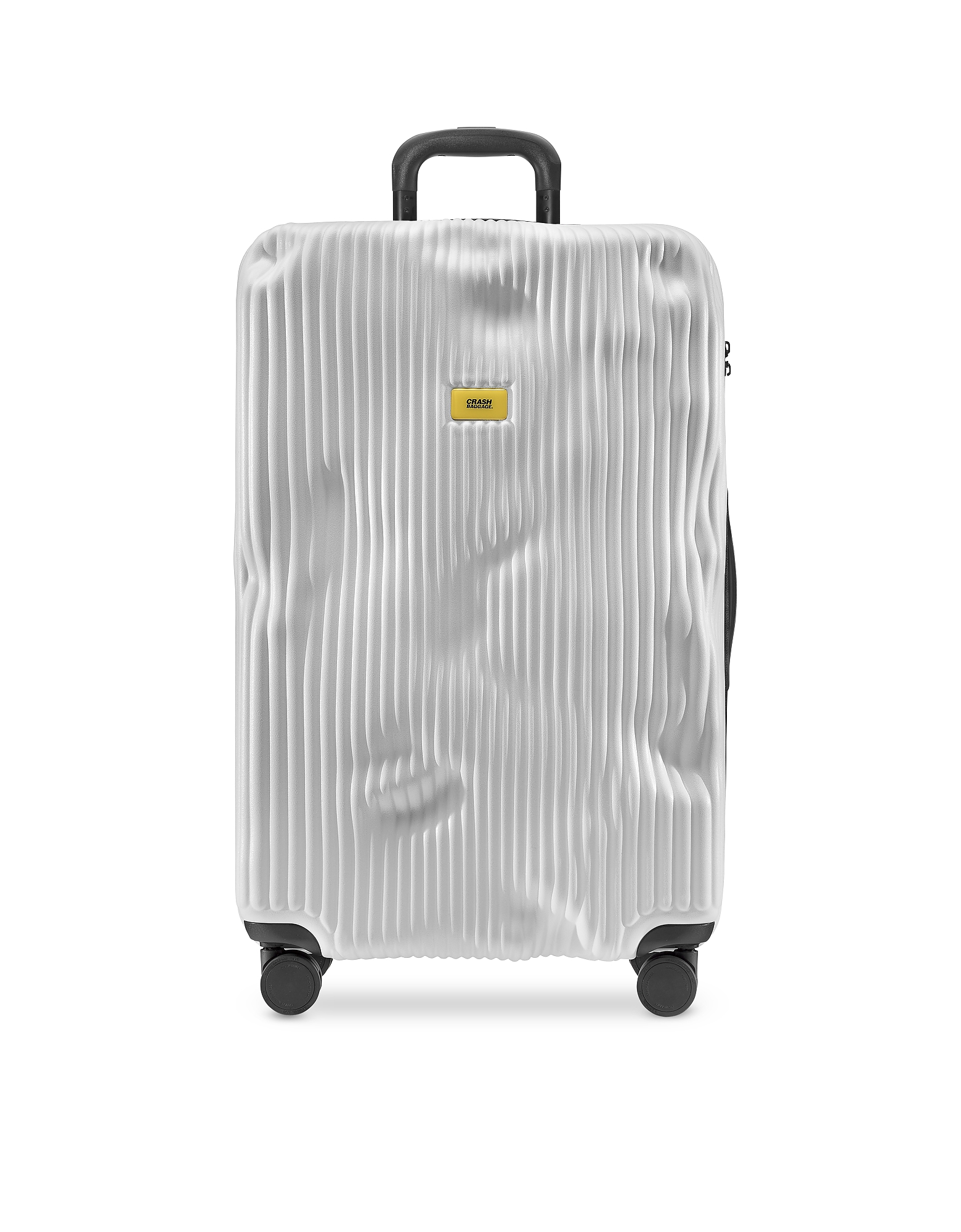 Stripe Trolley Large in Policarbonato a Righe
