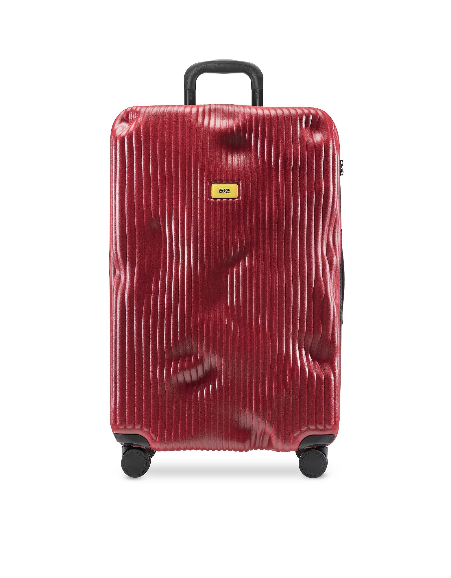 Crash Baggage Travel Bags, Stripe Large Trolley
