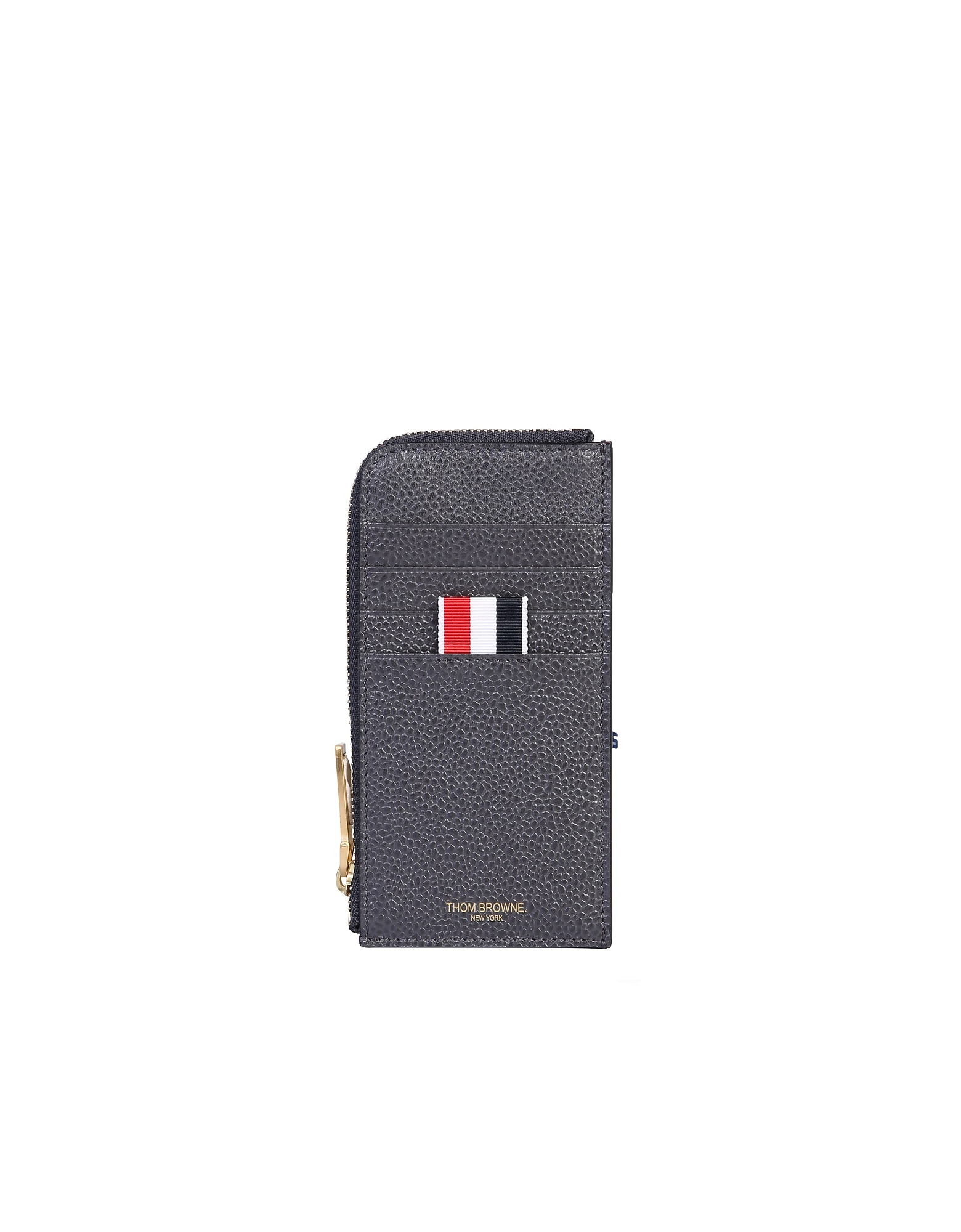 Thom Browne Designer Men's Bags, Zip Wallet