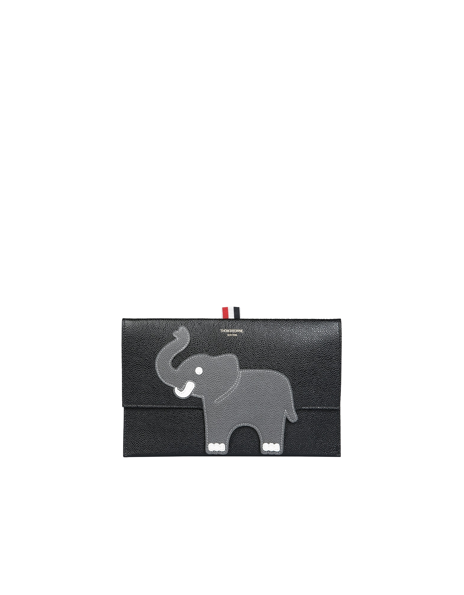 Thom Browne Designer Wallets, Leather Wallet