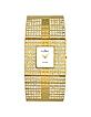 Honey - Gold Plated Dress Watch  - Haurex