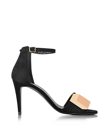 Sandale de damă PIERRE HARDY De D'Or