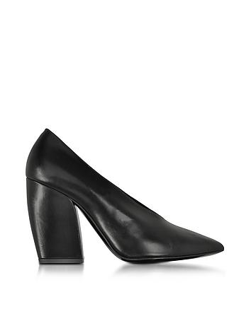 Pierre Hardy - Paloma Black Leather Pump