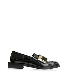 Hardy Dandy Black Patent Leather Loafer - Pierre Hardy