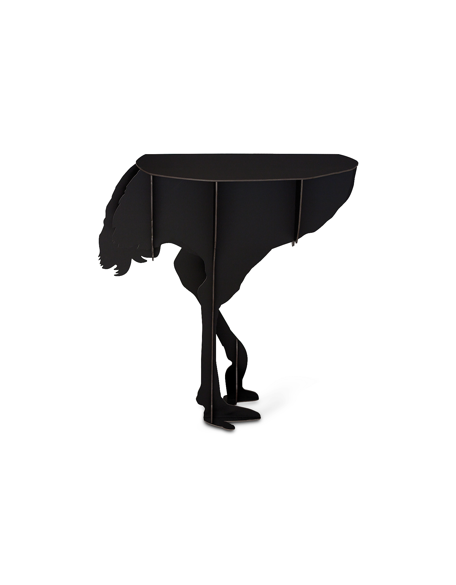 Ibride Decor & Lighting, Diva - Ostrich Wall Table