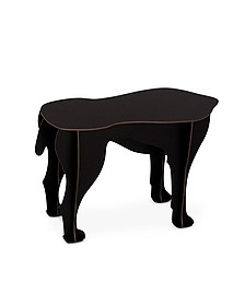 Sultan - table / tabouret en forme de chien - Ibride