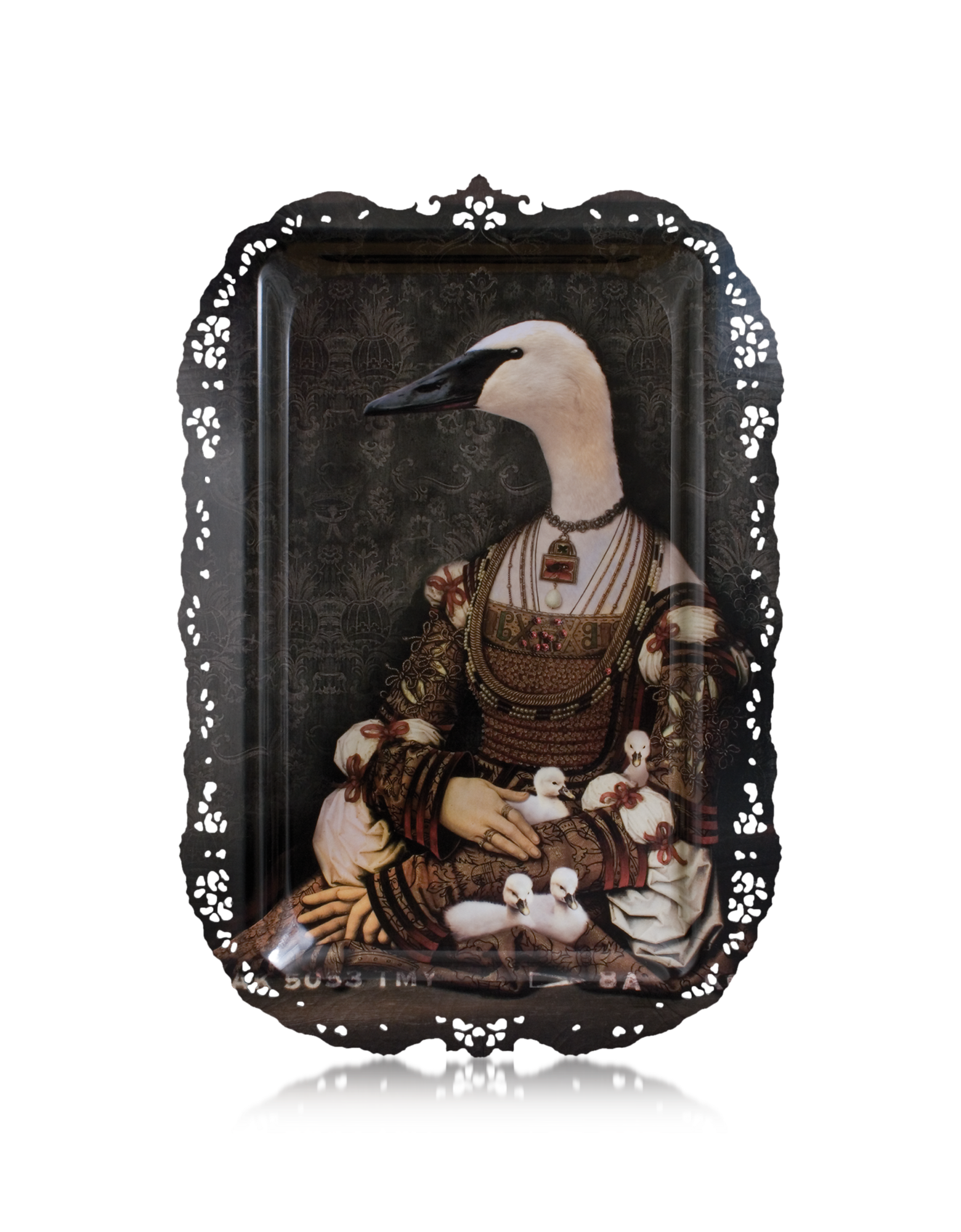 Image of Le Grand Theatre - Bianca Rectangular Tray