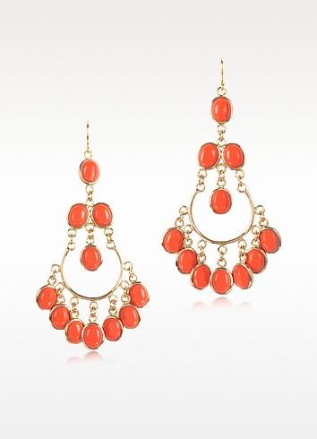 Agate Gypsy Earrings - Isharya